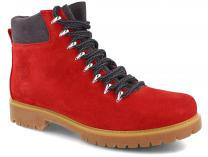 The Forester Boots Red Suede 3032-47