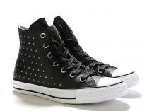 Женские кеды Converse Chuck Taylor All Star Leather Stud Hi 561682C