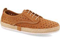 Спортивная обувь Las Espadrillas 10129-45 унисекс   (коричневый)