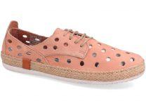 Спортивная обувь Las Espadrillas 10132-34 унисекс   (розовый)