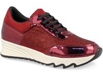 Женские кроссовки Forester Bordo electric Sneaker Low4020-48