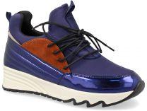 Спортивная обувь Forester 4060-8974 унисекс   (рыжий/синий)