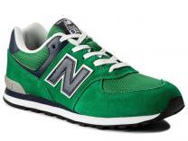 Женские кроссовки New Balance GC574GN