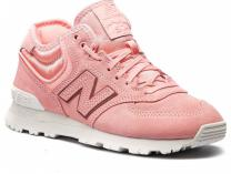 Womens running shoes New Balance WH574BA Powdery