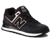 Женские кроссовки New Balance WL574NBK