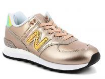 Женские кроссовки New Balance WL574NRG