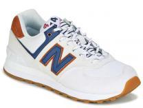 Women's sportshoes New Balance WL574SYE