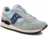 Женские кроссовки Saucony  Shadow Original Light/Blue S1108-689