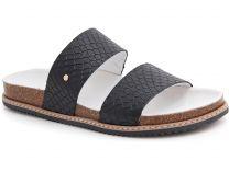 Медицинская обувь Las Espadrillas 07-0270-001 унисекс   (чёрный)