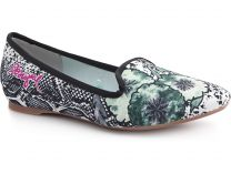 Desigual women's loafers 41BS012/2000