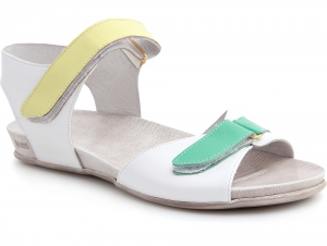 Жіночі сандалі Bigoni 539 білі