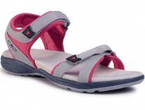 Женские сандалии CMP Adib Wmn Hiking Sandal 39Q9536-U716