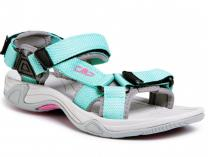Womens sandals CMP Hamal Wmn Hiking Sandal 38Q9956-L454