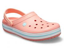 Women's sandals Crocs Crocband Melon/Ice Blue 11016-7H5