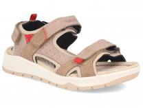 Leather sandals Forester Allroad 5301-1 Removable insole