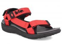 Красные сандалии Lee Cooper LCW-21-34-0207L