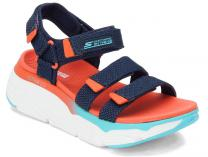 Женские сандалии Skechers Max Cushioning Slay Sandals 140120-NVMT