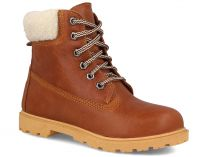 Черевики Forester Light brown Leather 0610-74