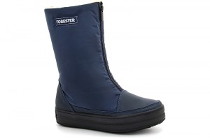 Women's boots Forester 24220-89 dark blue
