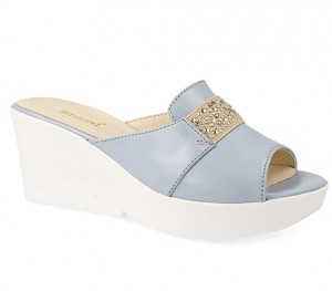 Women's sandals Bigoni 199 blue