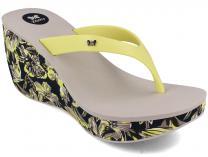 Women's slippers Rider Lipstick Vi Fem 82296-24336