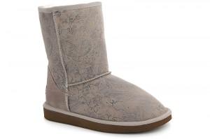 Women's sheepskin boots Forester 14001-2814 Natural Sheepskin