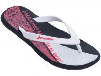 Женские вьетнамки Rider R1 Graphics Fem 82810-20247