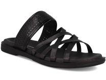 Мужские сандалии John Richardo 952-10   (чёрный)