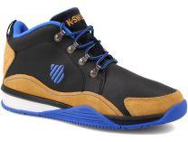 Спортивная обувь K-SWISS 05076-027 унисекс   (рыжий/чёрный)