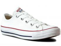 Кеди Converse Chuck Taylor All Star Classic Low Optical White M7652C унісекс (Білий)
