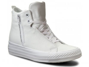 Кеды Converse Selene Monochrome Leather Mid 553327C