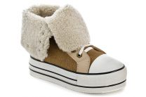 Sneakers Forester 701002-7504 Natural sheepskin