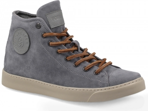 Forester Sneakers Grey Suede 132125-137