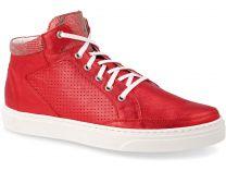 Кеды Forester Red 08-0405-001 Leather