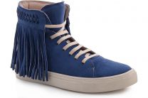 Кеди Las Espadrillas Denim Hippies 657128-40
