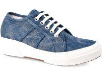 Sneakers wedge Las Espadrillas Supe Ga 5366-40 Heel Denim