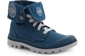 Canvas sneakers Palladium Duo Chrome Baggy Legion Blue/High-Rise 73309-472