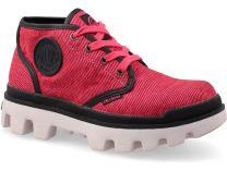 Текстильная обувь Palladium 93842-675 унисекс   (розовый)