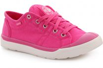 Кеди Palladium Pallarue 93698-698 Pink Canvas