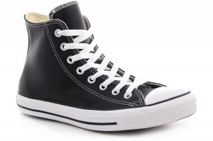 Шкіряні кеди Converse I ROBOT 132170 Black leather
