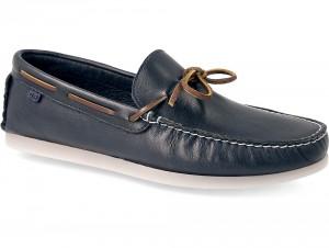 Leather moccasins Greyder 60311-89