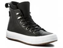 Кожаные кеды Converse Chuck Taylor All Star Waterproof Boot Hi 557943C