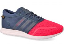 Sports shoes Adidas Los Angeles S79021 unisex (pink/blue)