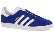 Mens sneakers Adidas Originals Gazelle S76227 (blue)