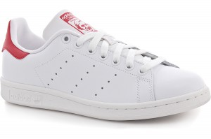 Кроссовки Adidas Stan Smith 20326 White, Red