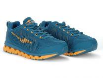 Спортивная обувь Erke 11114103087-603 унисекс   (персиковый/оранжевый/синий)