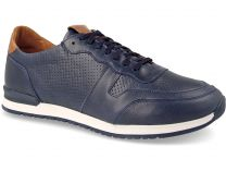 Кроссовки Forester Casual Jazz 03-0691-002 Navy Leather
