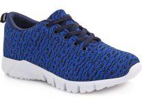 Sneakers Las Espadrillas Colored Knit 6401-89