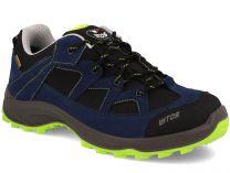 Мужские трекинговые кроссовки Lytos 1J221F-39   (синий)