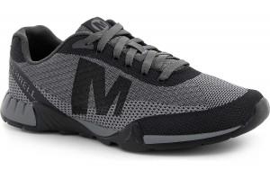 Кроссовки Merrell Versent J71307 Black  Breathable mesh